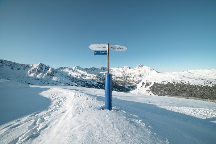 noticia ski Grandvalira inaugura la temporada este sábado 23 con la apertura parcial de Pas de la Casa y Grau Roig