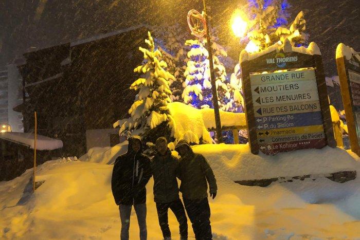 noticia ski Esta semana Reporteros de nieve en Val Thorens