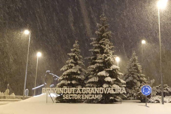 noticia ski Grandvalira encara el fin de semana con 130 km de pistas de esquí