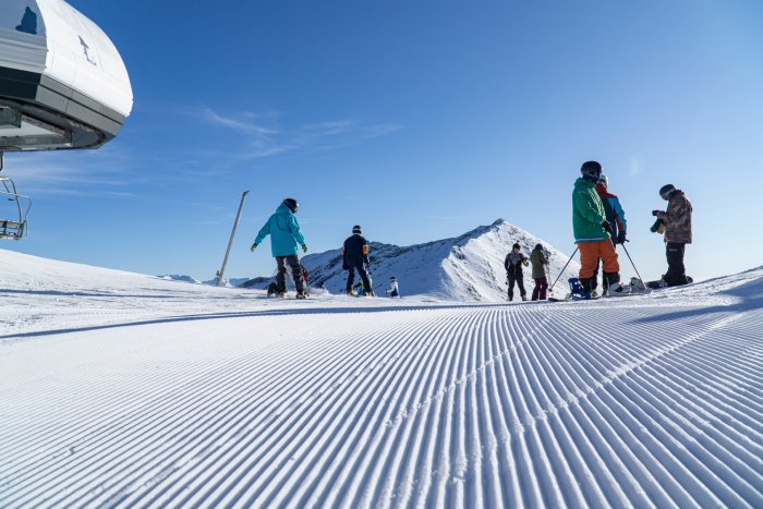 noticia ski 100.000 esquiadores han pasado ya por Aramón