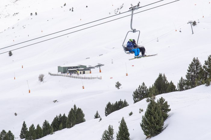 noticia ski Previsión de las estaciones del grupo Aramón para las fiestas de Navidad