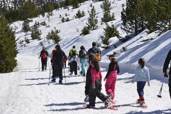 noticia ski Navidades blancas y repletas de actividades en las estaciones de FGC