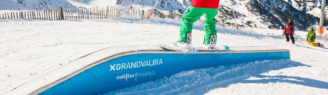 Offers:  January Ski Holidays in Grandvalira