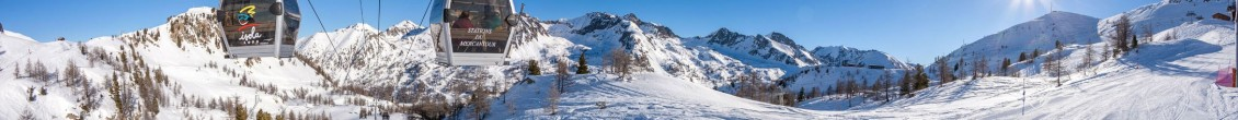 Ofertas de esquí en Isola 2000 + Auron  , hotel + forfait