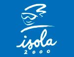 Logo Isola 2000 + Auron