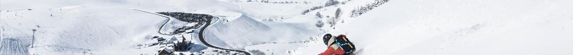 Férias na neve em Peyragudes, hotel + forfait