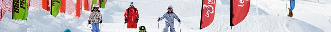 Ski offers: in Les 3 Vallées, hotel + ski pass
