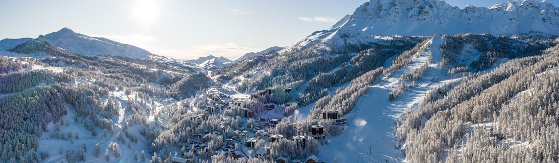 Deals Week Ski Breaks in Vars + Risoul  (zona Vars)