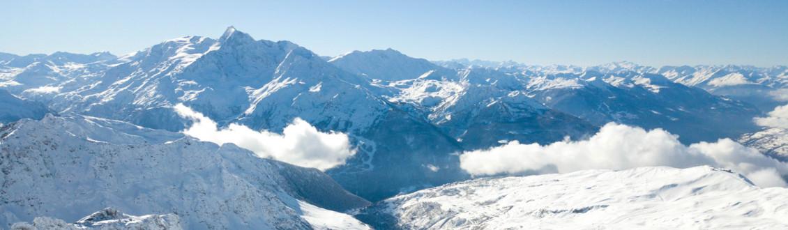 Offres: Vacances au ski dans les Alpes  Les Alpes françaises