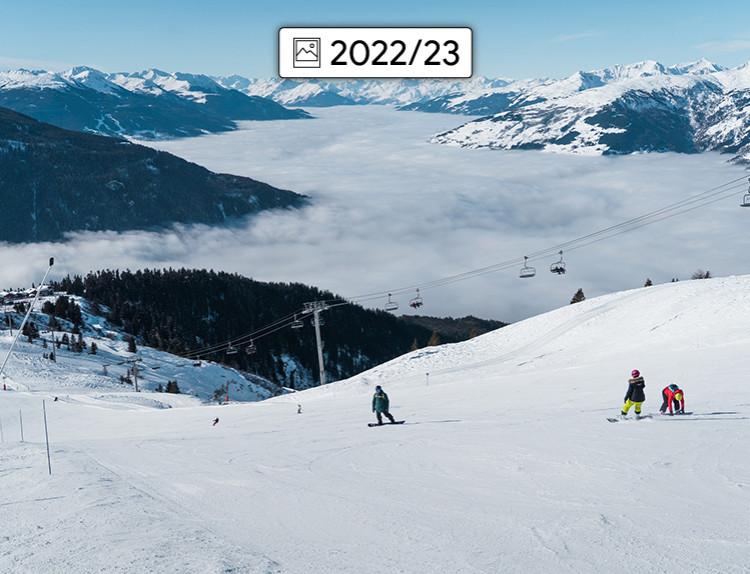 La Rosière (Espace San Benardo) ski resort