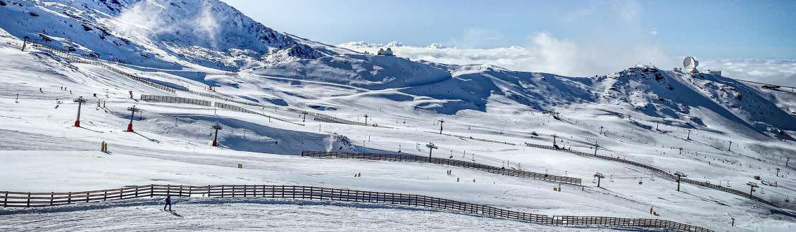 Offers:  Easter 2021 Ski Holidays in Sierra Nevada