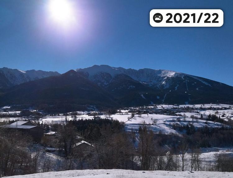 Cambre d'Aze ski resort
