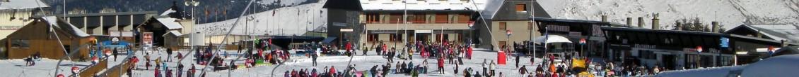 Offres: Vacances de Ski Saint-Lary, hotel + forfait