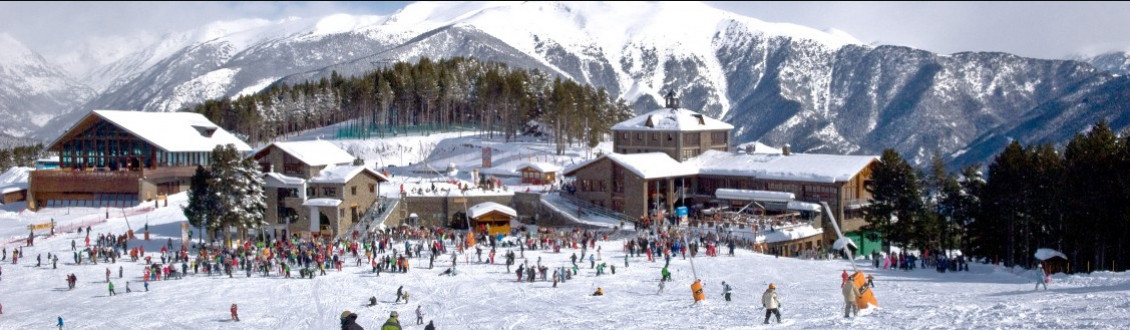 Deals for Weekend Ski Break in Vallnord Pal-Arinsal