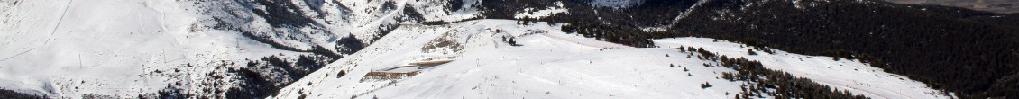 Férias na neve em Molina + Masella, hotel + forfait