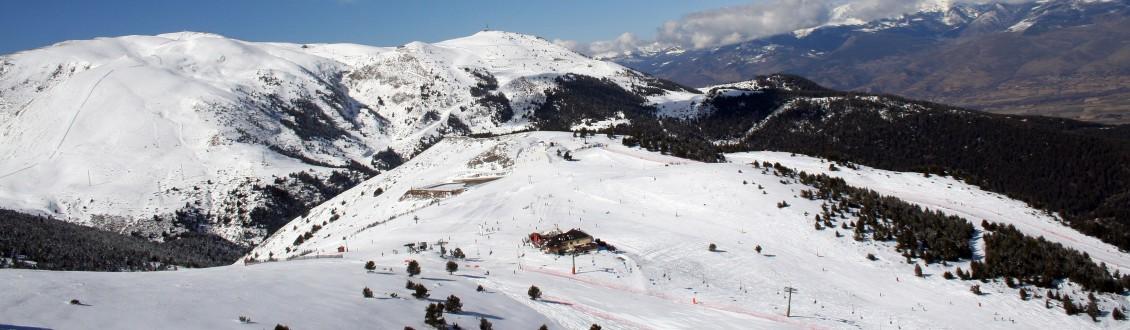 Ofertas: Esqui durante a semana em Molina + Masella