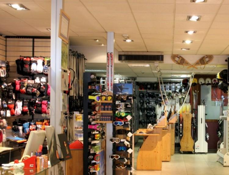 aa32b5eab3a Esports Rossell La Massana - Material de esquí y snowboard ...